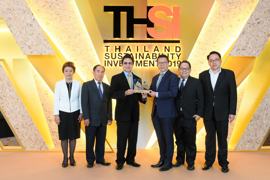 Thailand Sustainability Investment (THSI) 2019