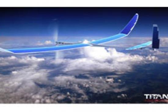 Drone อากาศยานไร้คนขับ เพื่อการเข้าถึงอินเตอร์เนทของคนในพื้นที่ห่างไกล