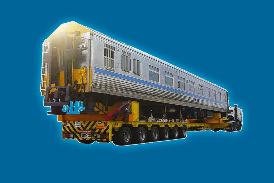 งานปรับปรุงตู้รถไฟปรับอากาศ / SRT Refurbishment