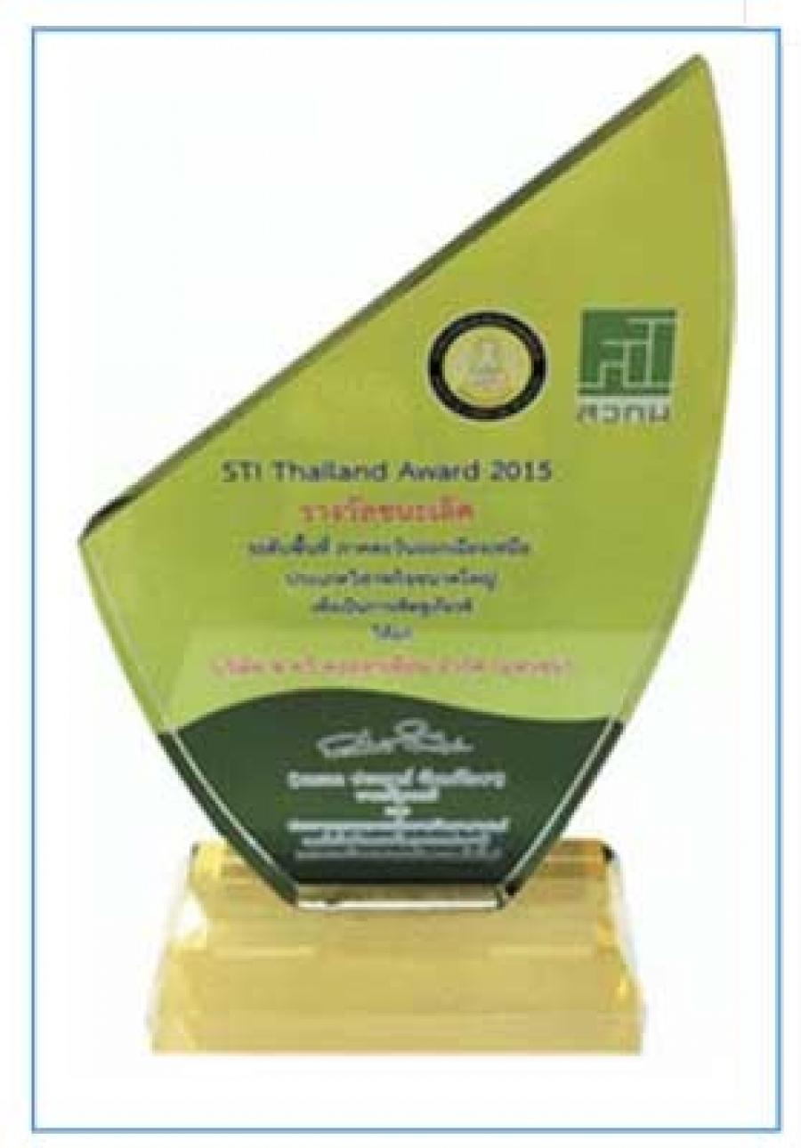 STI Thailand Award