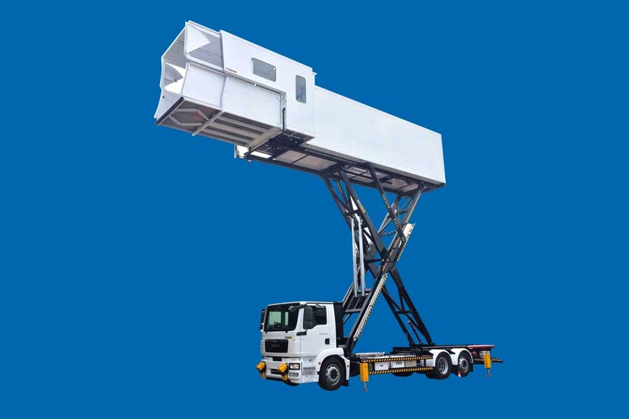 Catering Hi-Loader (X-CAT-L)